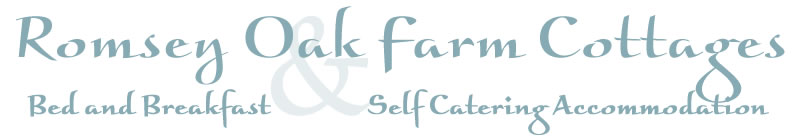 Romsey Oak Farm self catering cottages in Wiltshire